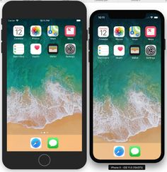 "Steve T-S on Twitter: ""iPhone X is definitely no iPhone Plus. This is gonna be a hard transition for anybody who actually cares about Plus features https://t.co/gwlPjQ9FN2"""