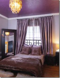Pin by Ne-ne Flournoy on Purple Passions-Lavender-Room Designs ...