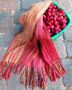 it's all about #color in this blog, and #weaving to bust your stash.