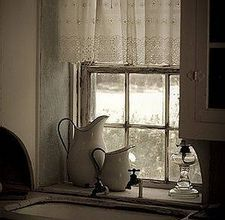 simple window decor
