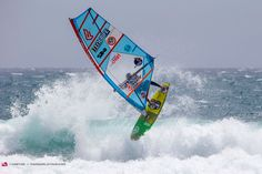 Gran Campeón Víctor Fernández | PWA Wave World Cup Tenerife 2015 | #windsurfing #pwaworldtour