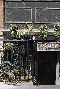 The Smile restaurant, 26 Bond St, Manhattan by Nicole Franzen