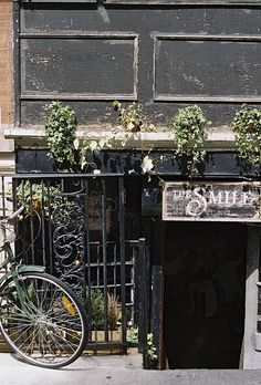 The Smile restaurant, 26 Bond St, Manhattan by Nicole Franzen