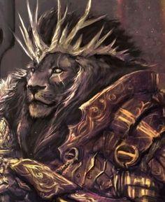 King of Khajiit. The Mane