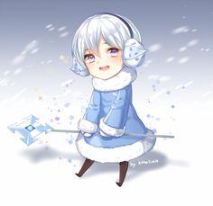 Snow sugar cookie by kthelimit on DeviantArt