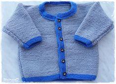 Vielerlei Selbstgemachtes: Baby - Jacke ...
