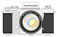 TOPCON RE SUPER (トプコンREスーパー)後期型