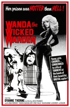 Ilsa, the Wicked Warden (Greta – Haus ohne Männer, aka Greta, the Mad Butcher, aka Wanda, the Wicked Warden) (1977, Switzerland / Germany / USA)