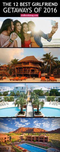 f932d9f1167563 Girlfriend Getaway Ideas - Best Travel Destinations for Friends 40th  Birthday Trip Ideas