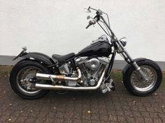 Harley Davidson Softtail 1997 Bobber