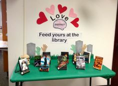 """zombie library display 