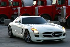 SLS by Weistec from Mercedes-Benz
