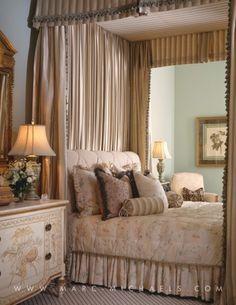 Neutral tones bedroom