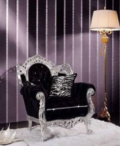 classic style armchair