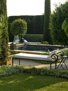 Jardins, luxuosos.www.decorecomgigi.com