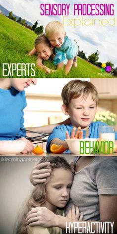 What the Experts can Help You Understand about a Sensory Processing Disorder | ilslearningcorner.com #sensoryprocessingdisorder #sensorykids #sensoryactivities