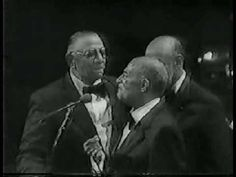 """The Mills Brothers """"Basin street blues"""". Boston Pops Early 80s..the greats of music..enjoy..Dennis"""