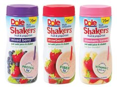 dole shakers coupon