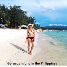 Wish I can go to Boracay for a red-hot get away to get in the water to beat the sweltering heat of #summer. #Philippines #No.1 #destination #favorite #island #crystal #clear #white #sand #beach #amazing #sunset #relaxation #nightlife