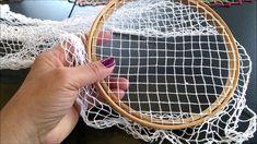 Canal exclusivo para o bordado filé. Venha conhecer essa arte milenar. Designer: Maria Bispo Monti Embroidery Tools, Blackwork Embroidery, Embroidery Hoop Art, Hand Embroidery Designs, Ribbon Embroidery, Cross Stitch Embroidery, Hairpin Lace Crochet, Freeform Crochet, Filet Crochet