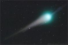 Comet C/2007 N3 Lulin
