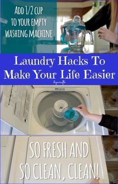 These Top 5 Laundry Hacks will Make Your Life and Clothing Better...