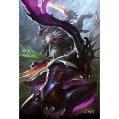 Riot Games Merch   Kha'Zix vs. Rengar - Posters - Art