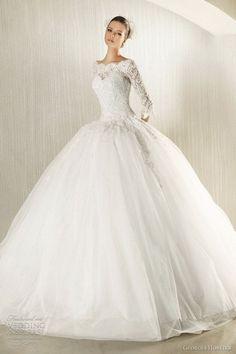 Princess Wedding Dresses : Georges Hobeika 2013 Bridal Collection | ALL FOR FASHION DESIGN