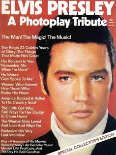 Elvis Photoplay cover
