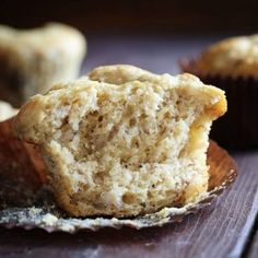 fullcravings: The Best Easy Banana Muffins - January 22 2019 at - and Inspiration - Yummy Sweet Meals And Chocolates - Bakery Recipes Ideas - And Kitchen Motivation - Delicious Sweets - Comfort Foods - Fans Of Food Addiction - Decadent Lifestyle Choices Banana Recipes, Muffin Recipes, Easy Recipes, Brunch Recipes, Bread Recipes, Vegan Recipes, Cupcakes, Cupcake Cakes, Ketogenic Diet