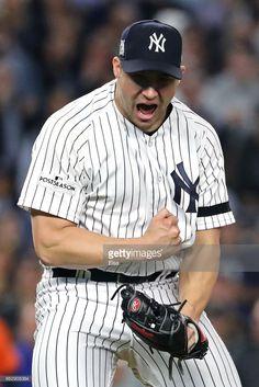 Tommy Kahnle, NYY // GAME 5 ALCS Oct 18, 2017 v HOU