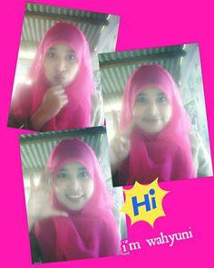 Hi.. I'm wahyuni :D