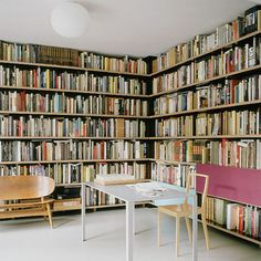 multiplex bookshelves