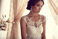anna campbell wedding gowns11 Anna Campbell Gossamer 2013 Made To Measure Collection