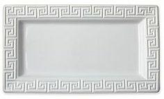 Happy Chic by Jonathan Adler Elizabeth Greek Key Serving Platter on shopstyle.com