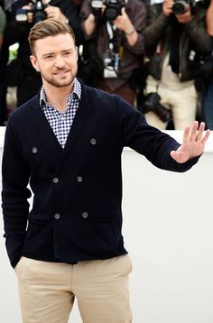 Justin Timberlake. The older he gets the sexier he gets!!!more attracted to his talent though.
