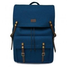 "Blueberry ""Holden"" DSLR camera Backpack by Ideer"