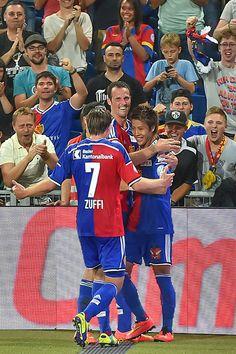 14/15; 4. Spieltag; FC Basel 1893; FC Zürich; Super League; Vereine; Yoichiro Kakitani 2014_08_09_fcb_fcz_0035_sg.jpg