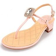 Patent Leather  Women's Chunky Heel Flip Flops Sandals Shoes(More Colors). Get sizzling discounts up to 70% at Light in the box using Coupon and Promo Codes.