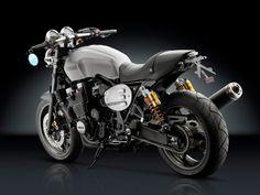 RocketGarage Cafe Racer: Rizoma Accessory line per Yamaha XJR 1300.