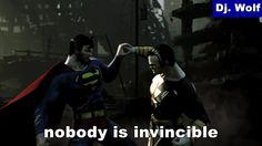 Dj. Wolf: nobody is invincible
