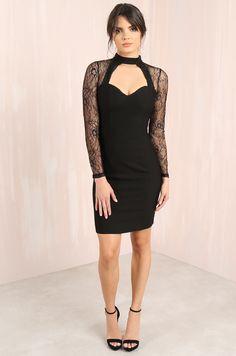 Lola Shoetique - Lace Dance Dress - Black, $41.99 (http://www.lolashoetique.com/lace-dance-dress-black/)