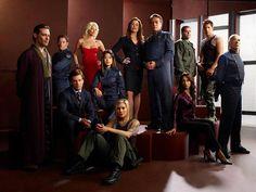 So Say We All! Syfy's 25th-Anniversary Celebration Includes 'Battlestar Galactica' Marathon