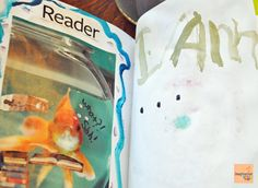 4 Ways to Express Who You Are  Art Journal Activities for Kids and Adults