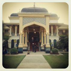 Maemoon Palace, Medan, North Sumatera