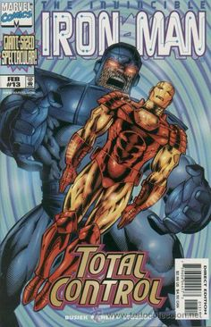 IRON MAN #13, MARVEL, 1.999, USA