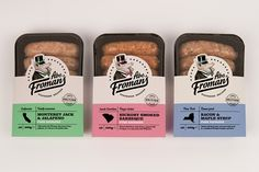 Abe Froman's on Packaging of the World - Creative Package Design Gallery