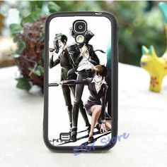 Psycho Pass Samsung Phone Cases