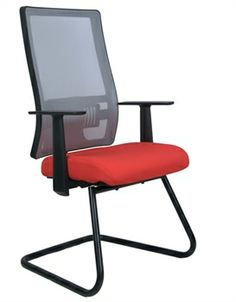 Activme Mesh Back Visitor Chair