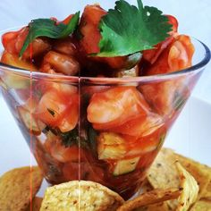 EVERY DAY in December I'm posting an easyTwitter-friendly recipe.  Up next: a recipe for Mexican Shrimp Cocktail, Mexico's answer to the American Classic - the perfect ENTERTAINING APPETIZER  Mix 1lb cookd peeld shrimp, rinsed diced onion, cilantro,1/4 c lime,1/2c ketchup,2T Mex hotsauce,1c diced cucumber,1 cubed avo,salt